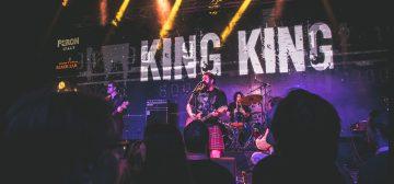 KING KING – Best British Blues & Rock Band