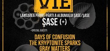 Vita de Vie – Lansare de Album – SASE(+)